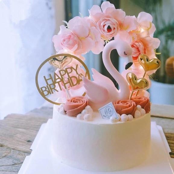曼罗曼蒂创意蛋糕